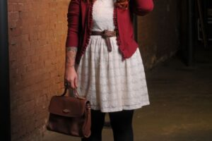 Plus size High School/ College Outfits (14)