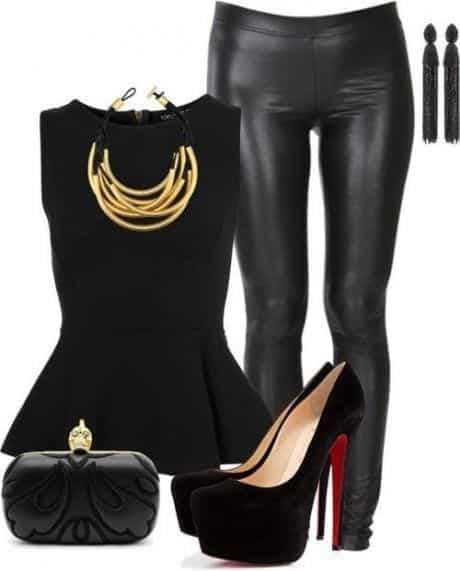cute outfits to wear at night party (10)