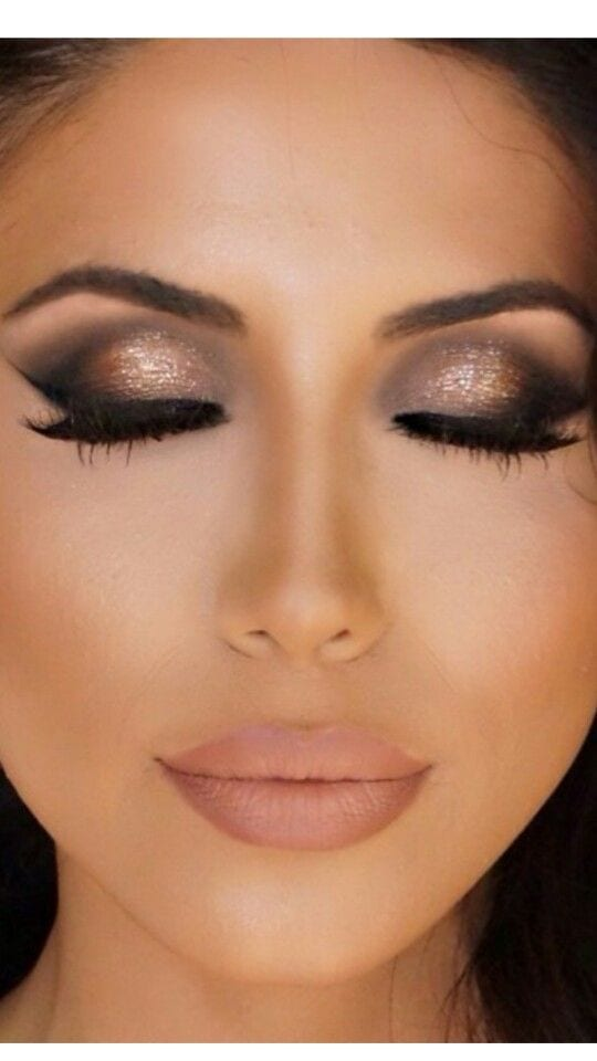 Eyeshadow For Brown Eyes: Indian Wedding Fashion-20 Latest Style Indian Bridal Outfits