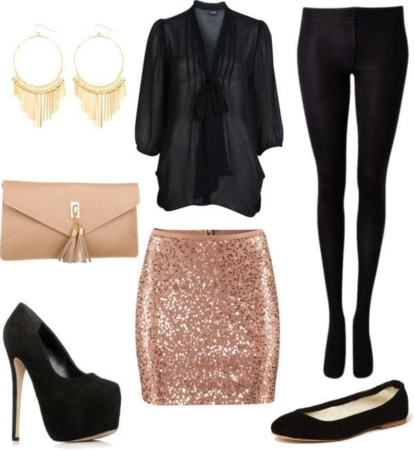 cute outfits to wear at night party (7)