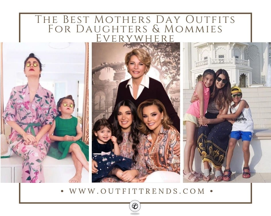85ac7b59fd What to Wear on Mother's Day - 20 Cute Mother's Day Outfits
