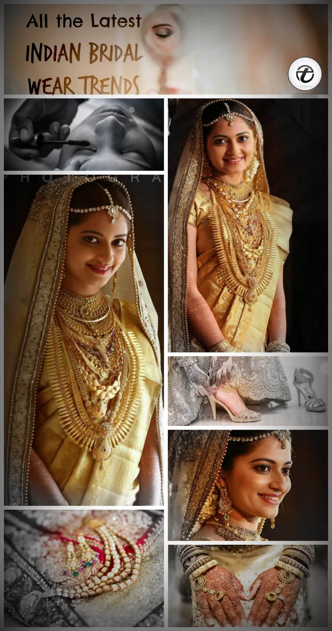 indian bridal outfit trends