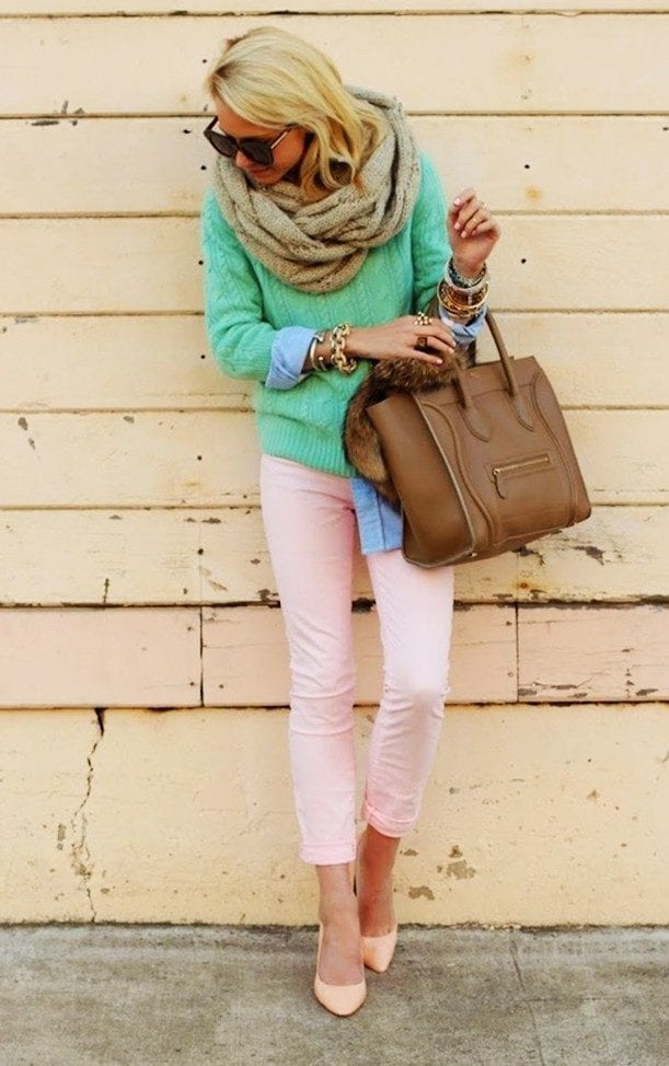 18 Cute Pastel Outfits Combinations And Ideas To Wear Pastel