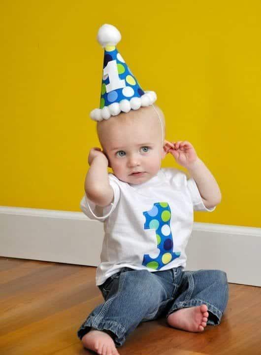 Baby Boy Footwear For Birthday Bash