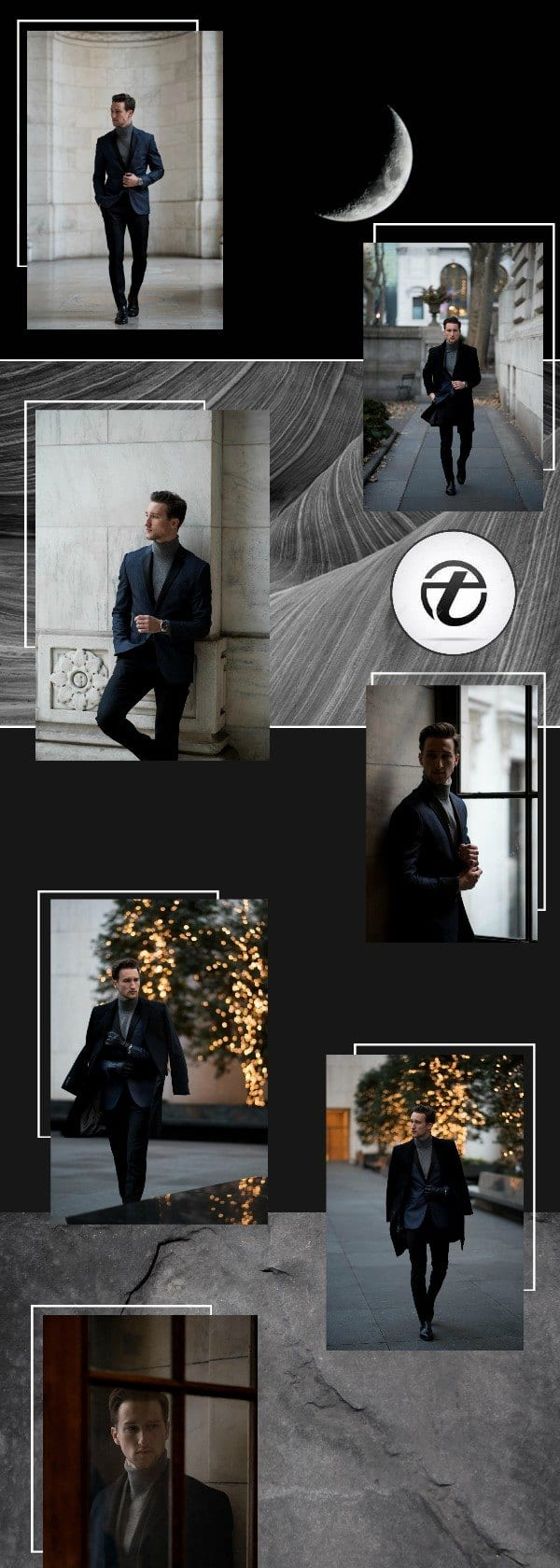 how to dress for winter date men
