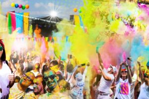 holi festival dressing ideas