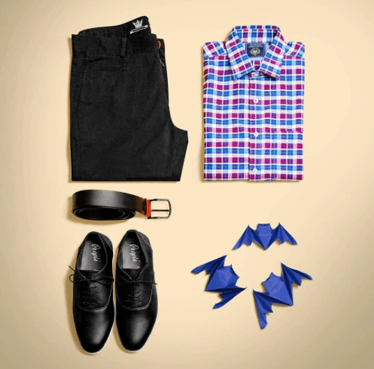 winter date outfit for guys