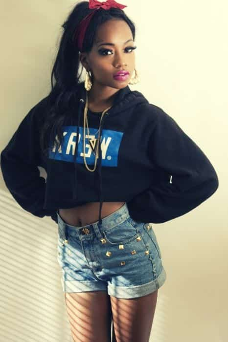 e159f65e8e3a 17 Most Swag Outfit Ideas for Black Girls - Swag Style Tips