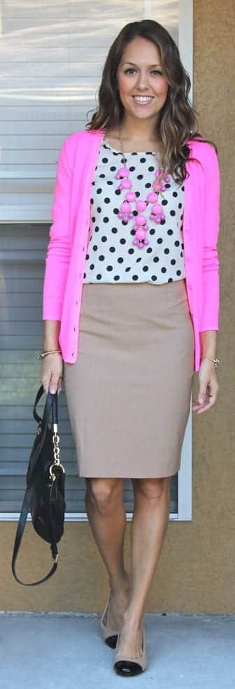 cute outfits combinations for teachers (11)