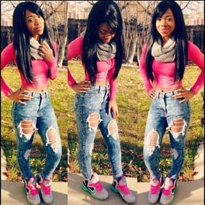 17 Most Swag Outfit Ideas for Black Girls