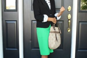 cute outfits combinations for teachers (3)