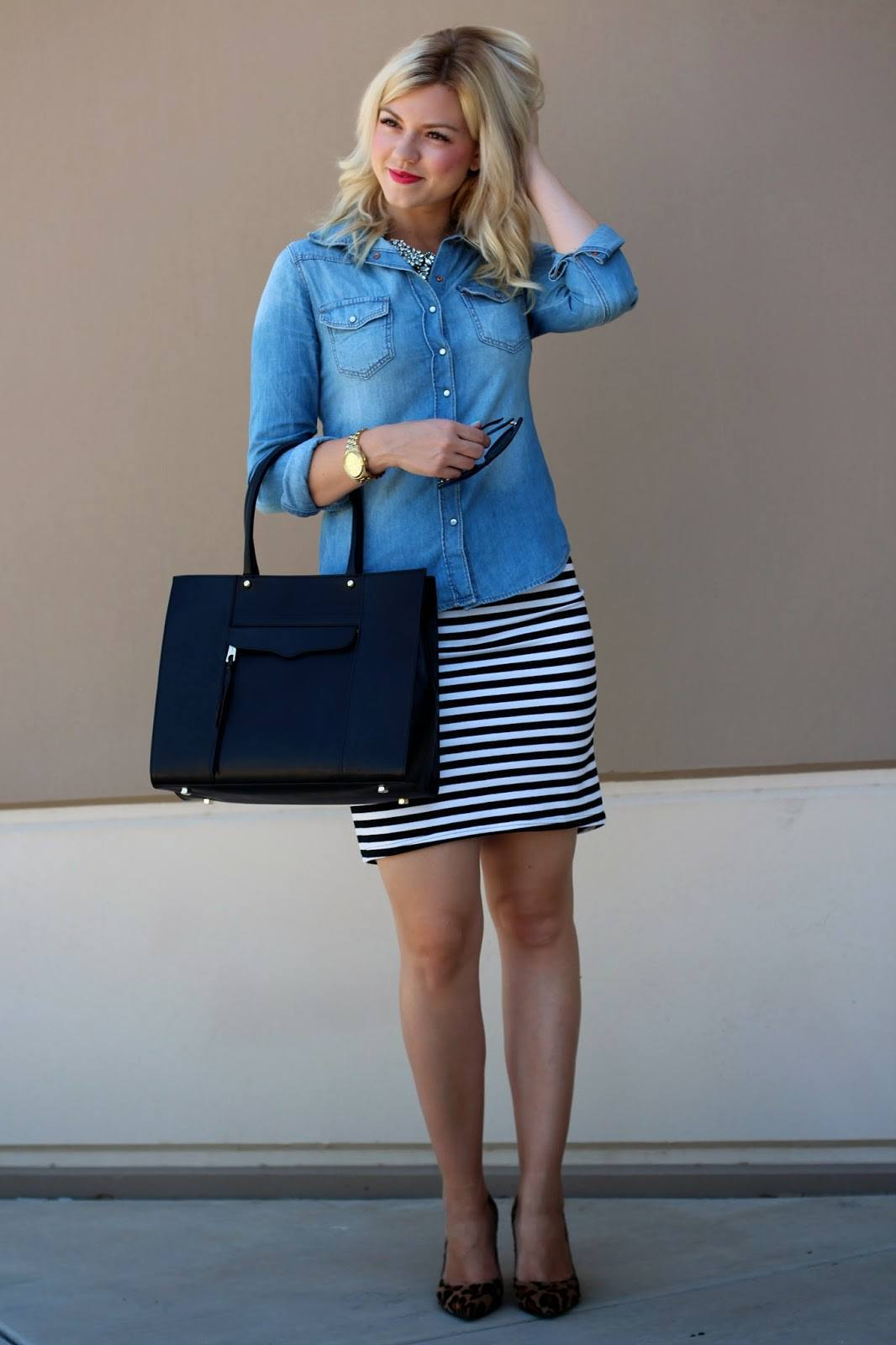 15 Elegant Outfits Combinations For Teachers This Season