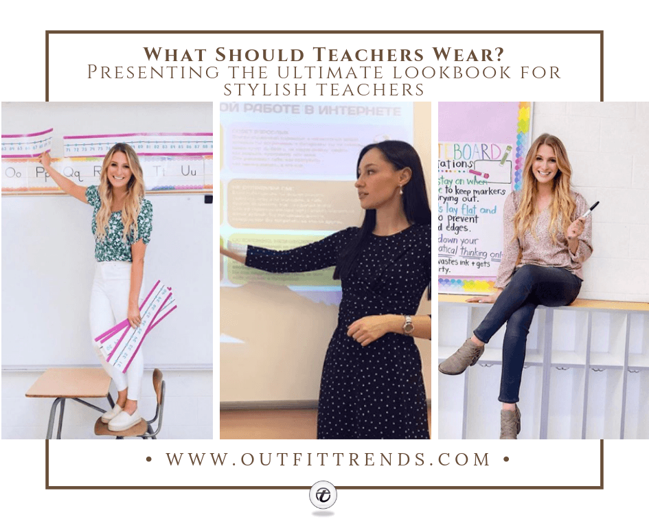 20 Classroom Appropriate Outfit Ideas for Teachers In 2021
