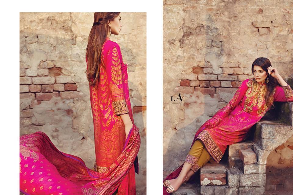 15 Top Pakistani Designers Eid Dresses for women This Eid