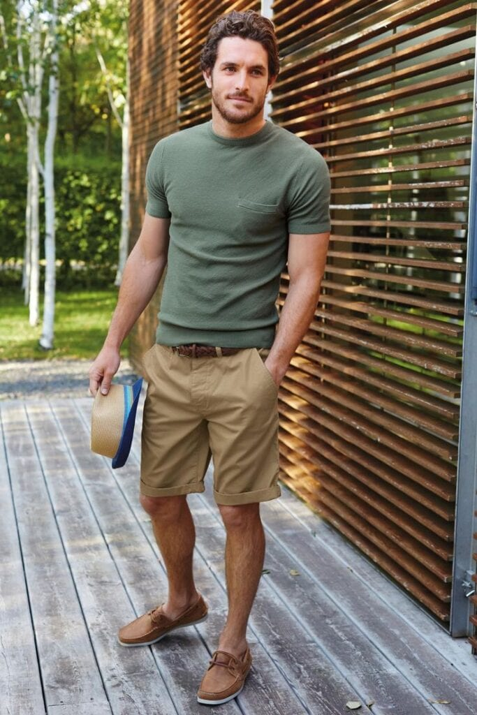 Stylish Outfits with Shorts for Men (3)