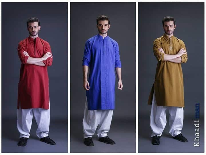 Khaadi-Kurta-Eid-Collection-2014-for-Men-1