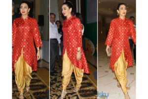 stylish dhoti pants outfit ideas (10)