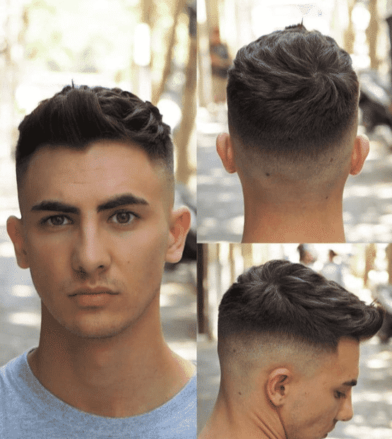 Swaggy Hair Looks for Men (3)