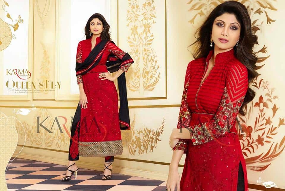 2ff5910cb0 25 Latest Style Indian Eid Dresses For Girls this Eid 2018