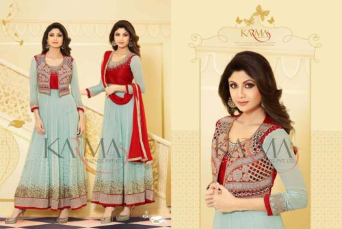 Stylish-Indian-Shilpa-Shetty-Eid-Wear-Collection-2015-for-Women-8