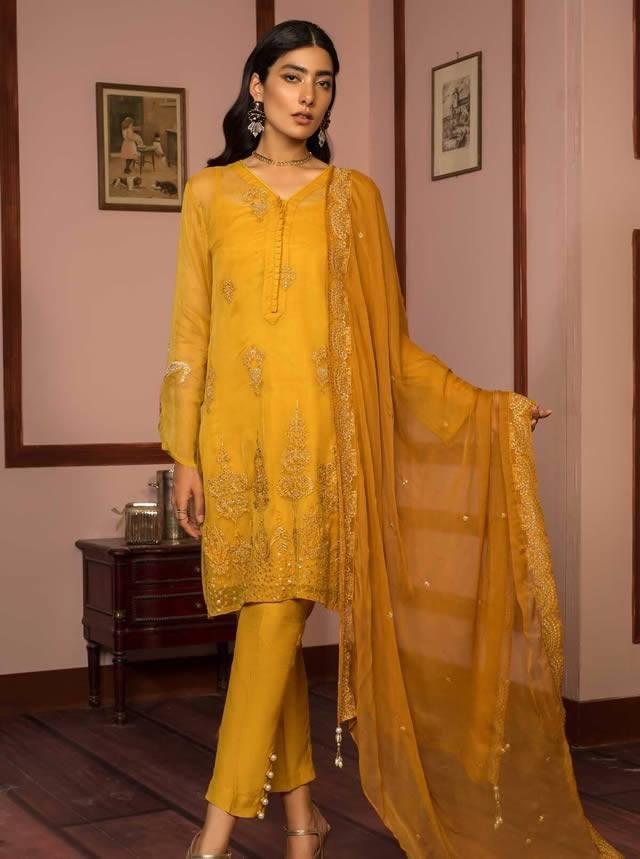 Pakistani Designers Eid Dresses for women This Eid