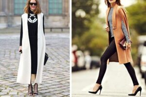 sleeveless blazer outfits (10)
