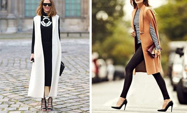 Sleeveless blazer outfits (8)