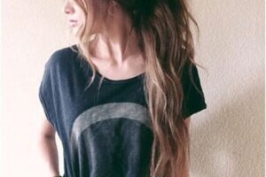 outfits for long hairs