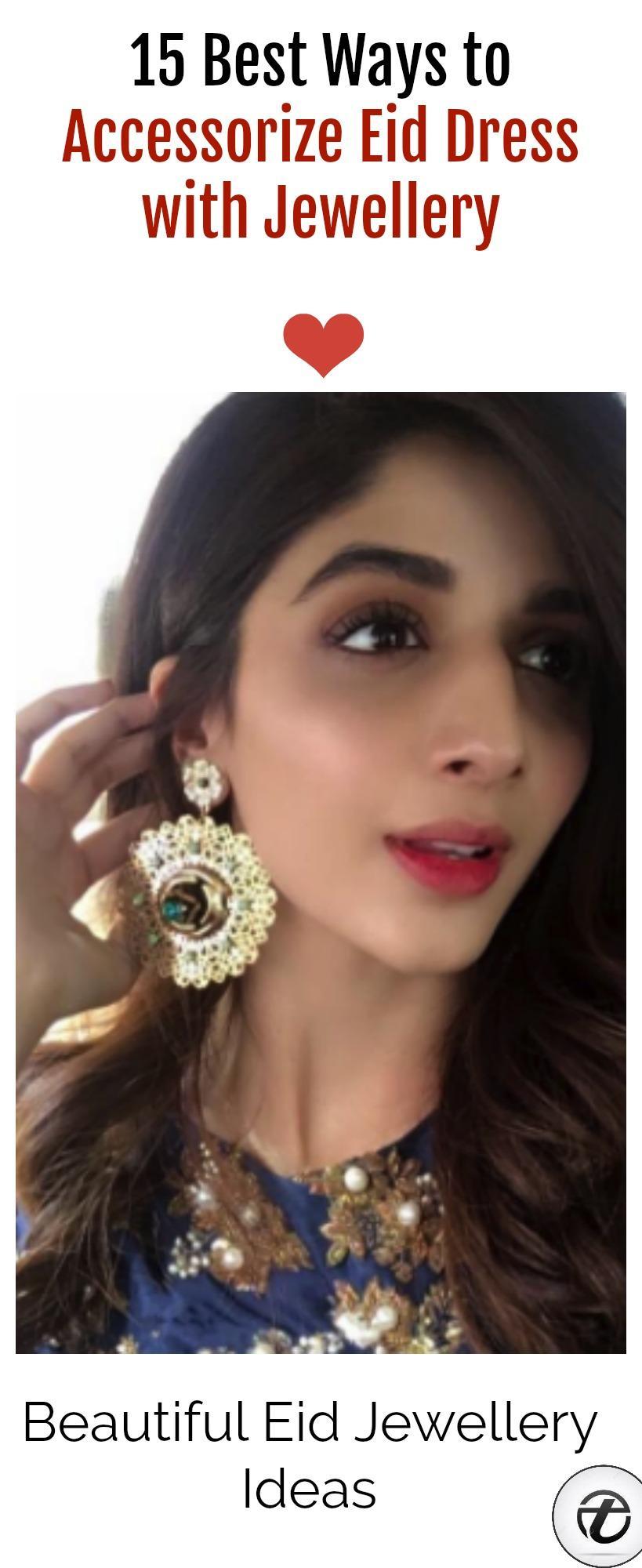 eid jewellery ideas for girls