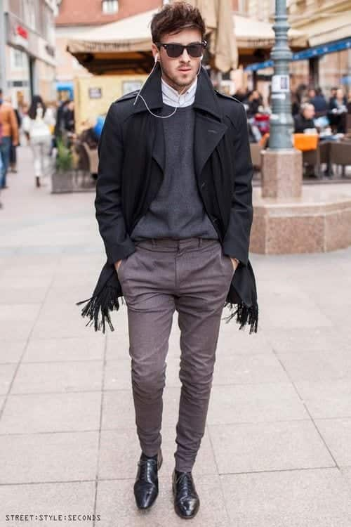 men's outfits to wear with oxford shoes27 new trends