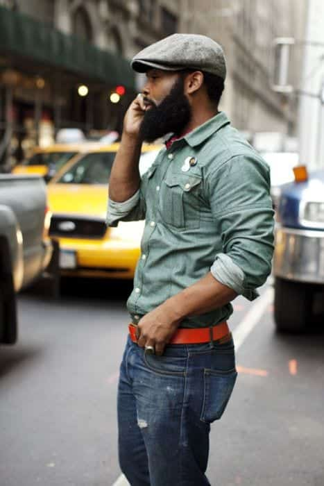 2b8813c6fdb6 30 Casual Outfits Ideas For Black Men - African Men Fashion