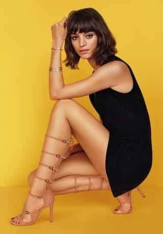 outfits with gladiator heels 8