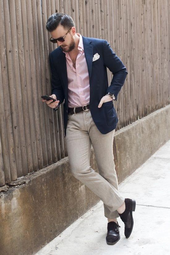 khakhi pants outfit ideas1