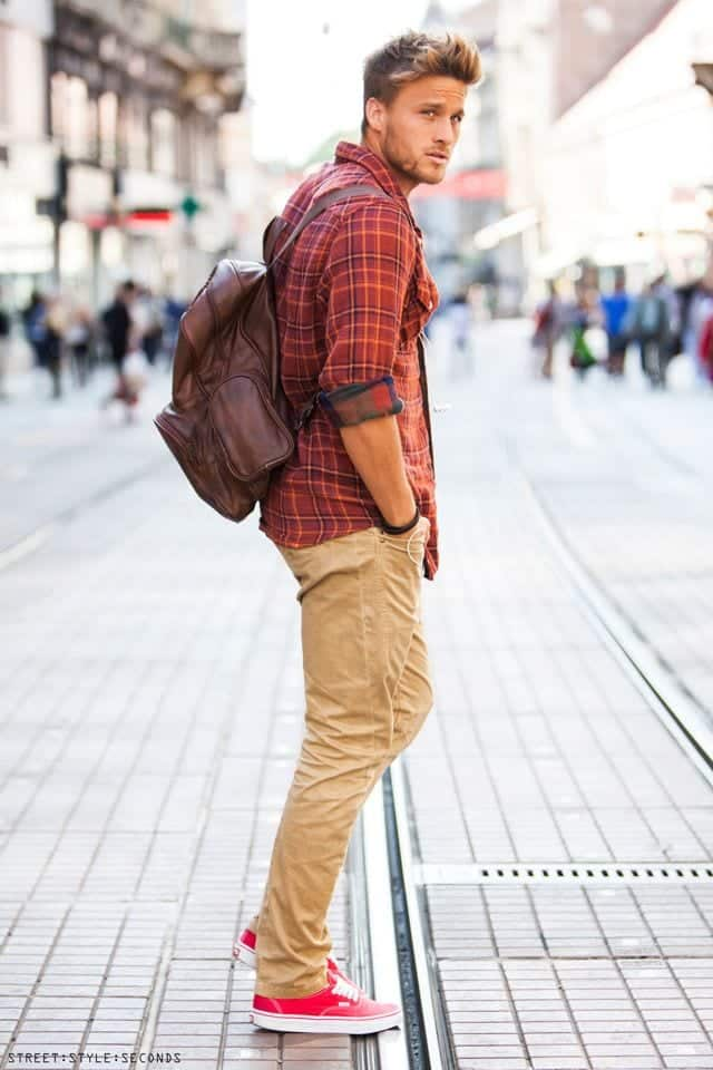 Men Khaki Pants Outfits 30 Ideal Ways To Style Khaki Pants