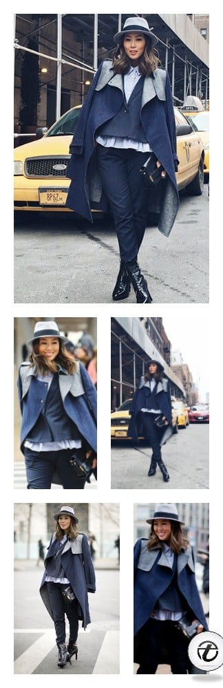 menswear outfits for women