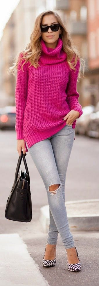 minimalist outfits for winter11