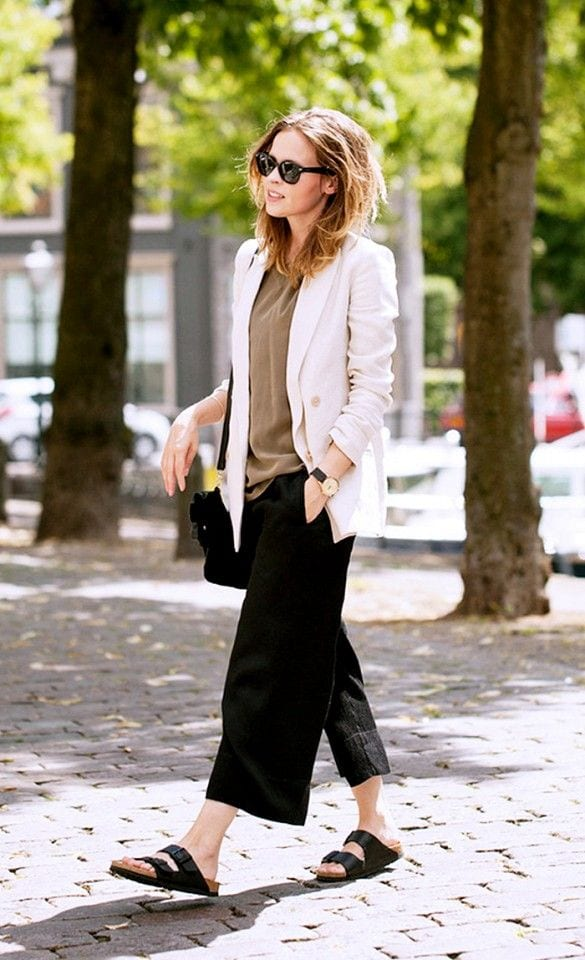 Outfits With Birkenstocks 12 Ways To Wear Birkenstocks Shoes