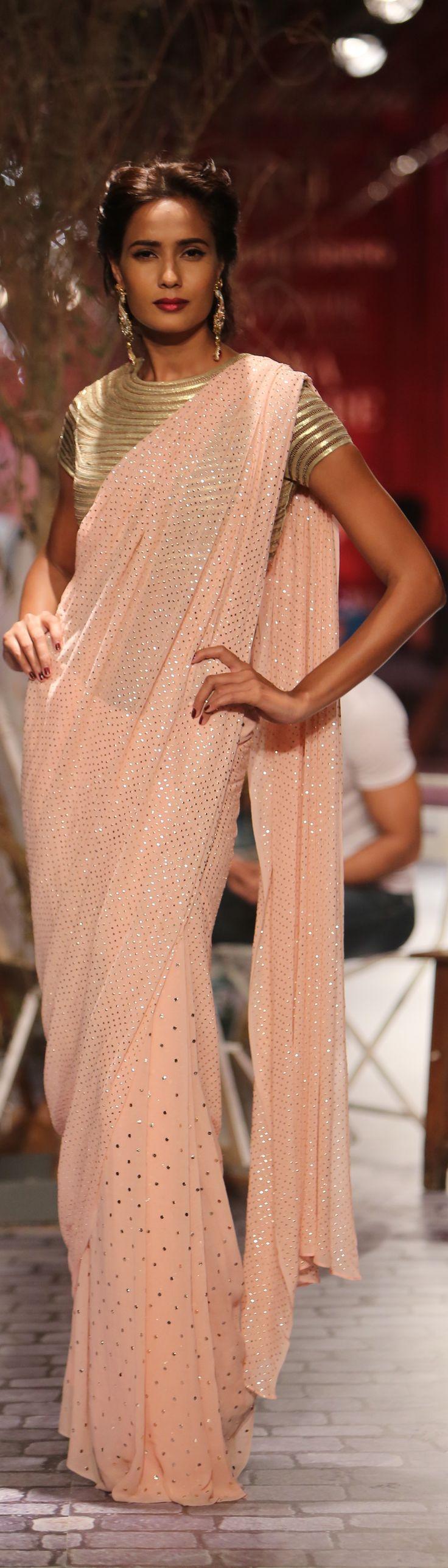 saree blouse design11