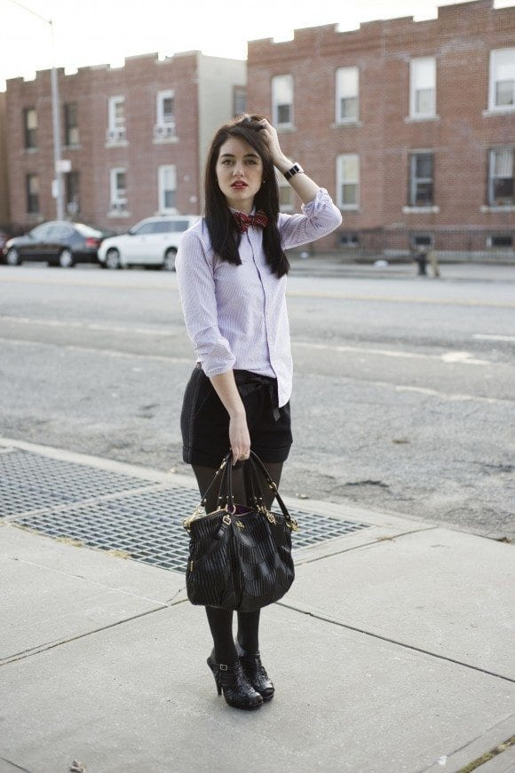 menswear inspired outfits for women (13)