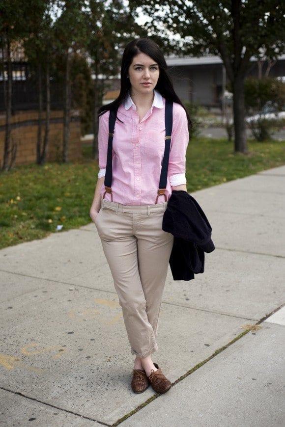 Menswear For Women 20 Best Menswear Inspired Outfits Ideas