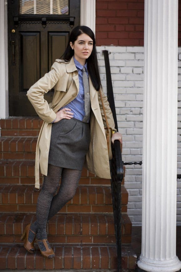 menswear inspired outfits for women (11)