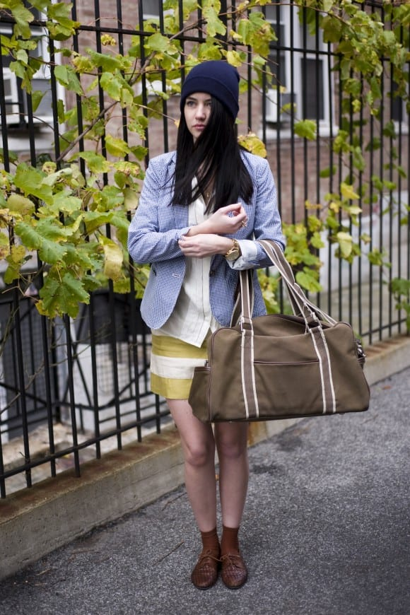 menswear inspired outfits for women (10)