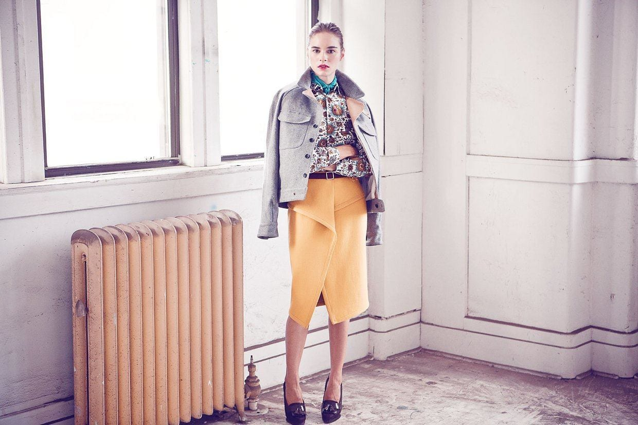 menswear inspired outfits for women (8)