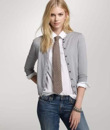 menswear inspired outfits for women (7)