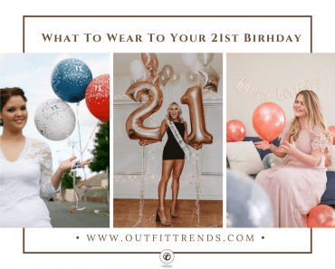 what to wear to 21st birthday women