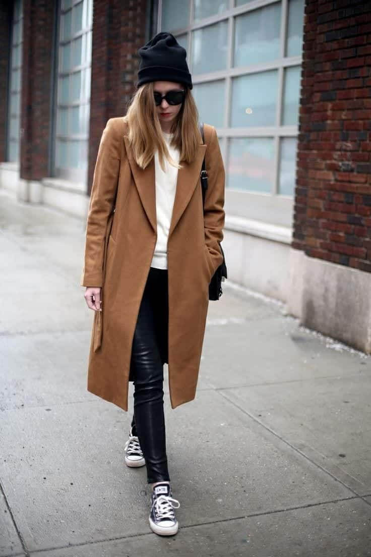 Trench Coat Outfit Ideas (11)