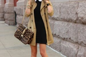 Trench Coat Outfit Ideas (10)