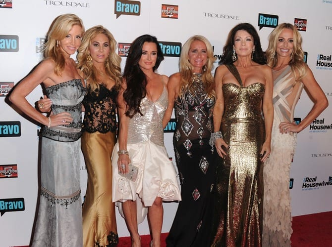 The Housewives Of Beverly Hills