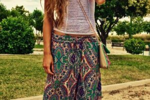 cute outfits to wear to a concert 15