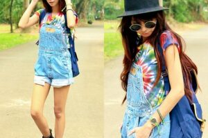 Dungaree Outfits Ideas